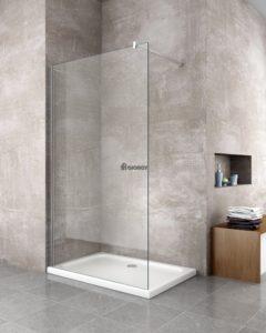 box doccia parete fissa walk-in arredo bagno