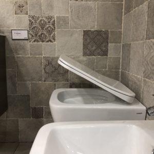 bidet e wc con sistema soft close